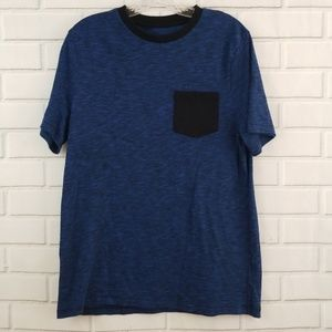 Tony Hawk Cotton Blend Contrast Pocket Tee